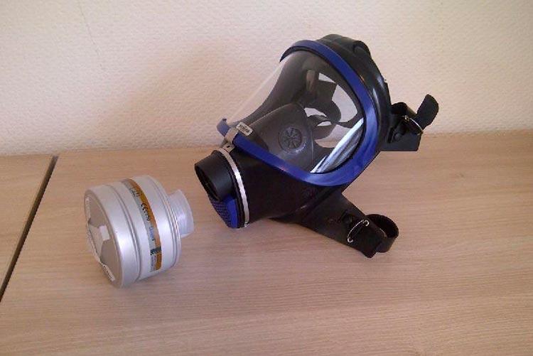 prix masque à gaz
