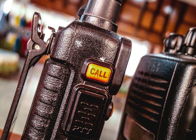 talkie walkie pas cher