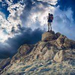 trekking randonnée à pied