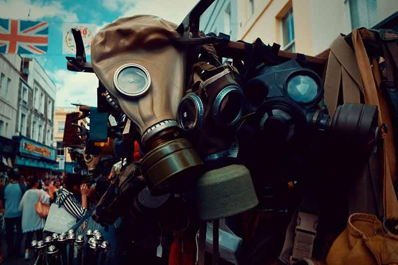 8 choses à savoir avant d'acheter un masque à gaz