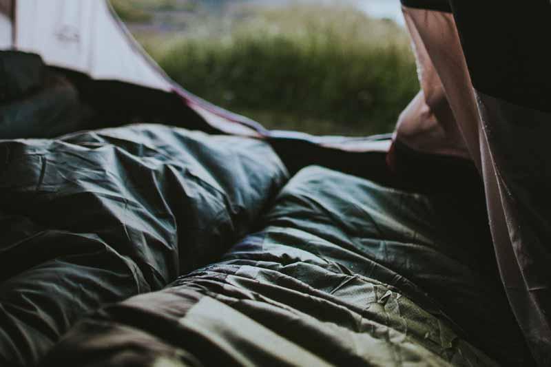 avis matelas camping