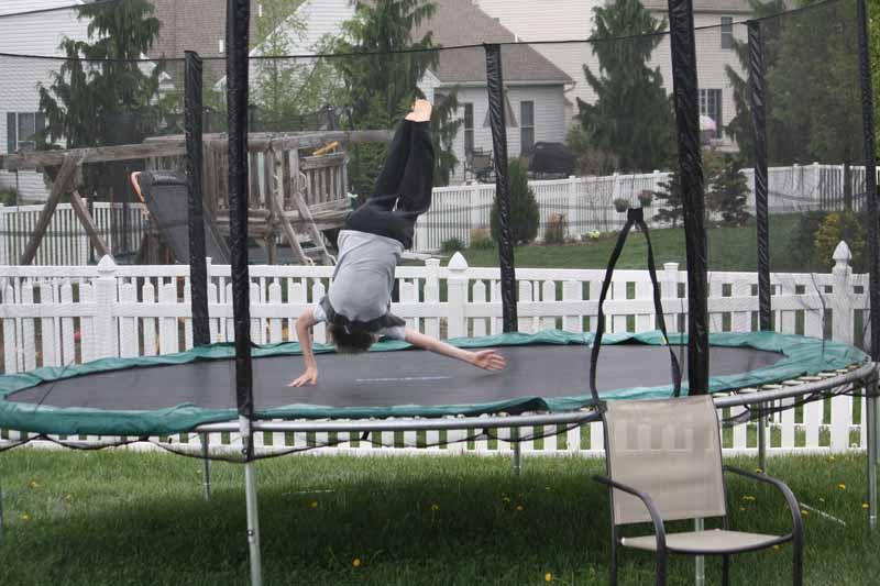 prix trampoline