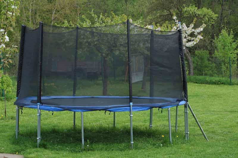 trampoline pas cher