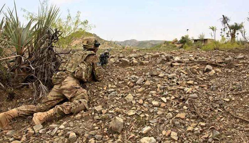 Camouflage militaire : l'art de passer inaperçu