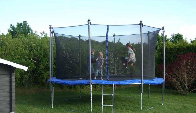 Meilleur trampoline 2020